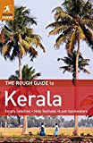 Front cover for the book The Rough Guide to Kerala by David Abram