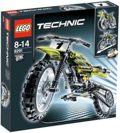 LEGO Technic 8291: Amazon.es: Juguetes y juegos