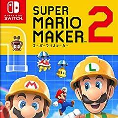 スーパーマリオメーカー 2 -Switch