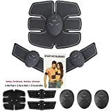 Abdominal Trainers Waist Trimmers Intelligent Fitness Exercise Set Slimming Instrument Belt 3 Host