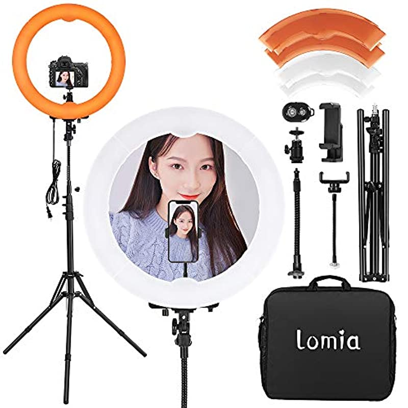 Lomia LED 링 촬영용 라이트