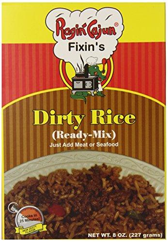 Ragin Cajun Dirty Rice Mix, 8 Ounce
