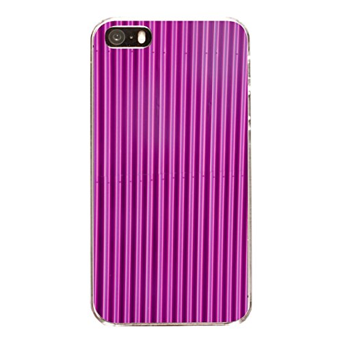 "Disagu Design Case Coque pour Apple iPhone 5 Housse etui coque pochette ""Blechoptik Pink"""