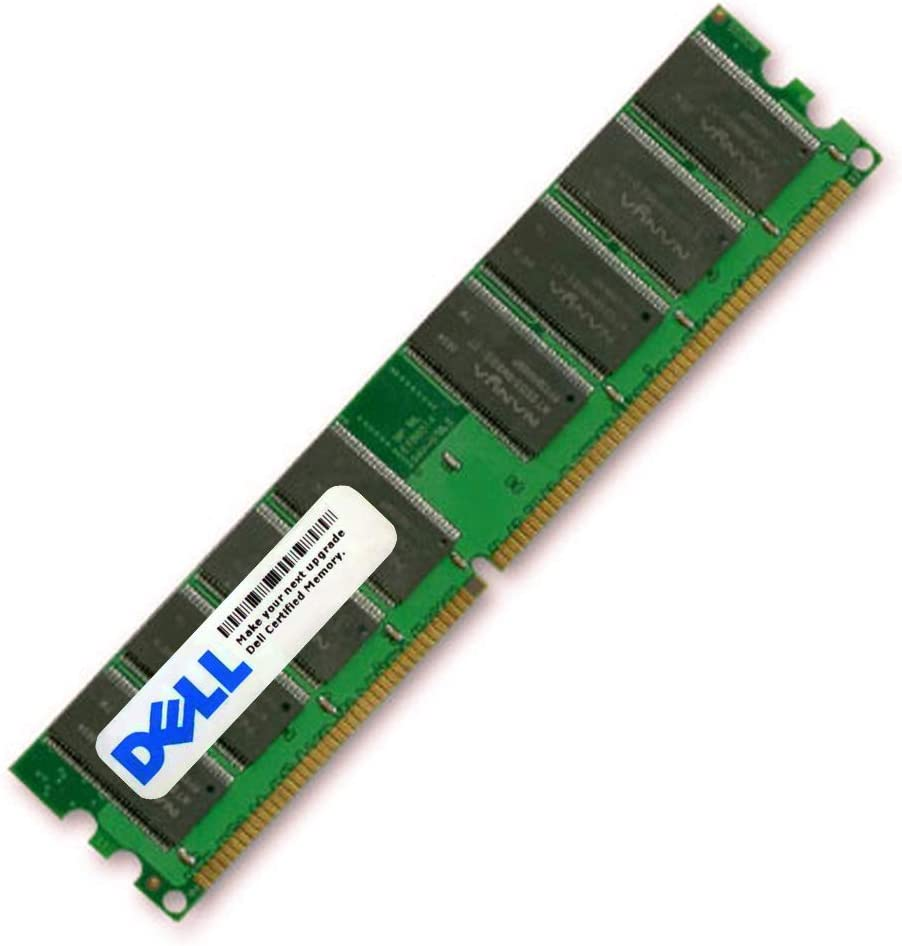 1 GB Dell New Certified Memory RAM Upgrade for Dell Dimension 4600 Desktop SNPJ0203C/1G A0740433