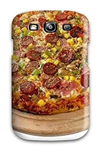 Galaxy S3 Case Cover With Shock Absorbent Protective WbfTfHz7284uwolu Case by icecream design