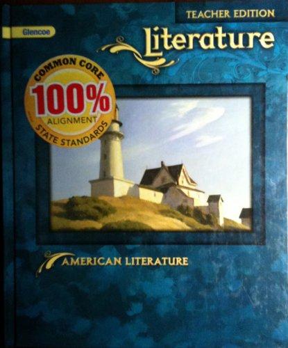Glencoe Literature: American Literature, Teachers Edition