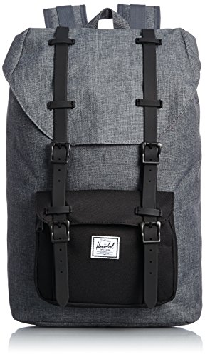 ca4c679df36 Herschel Supply Co. Little America Mid-Volume Rubber Backpack ...