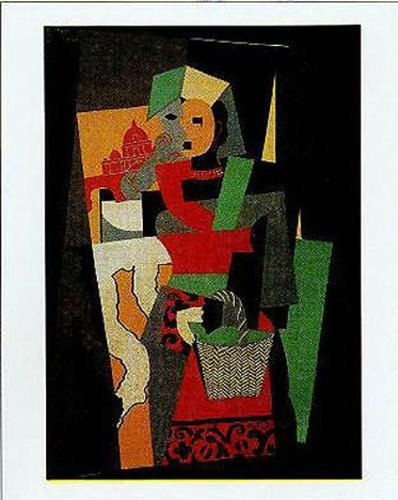 Buyartforless L'italienne by Pablo Picasso 20x16 Art, used for sale  Delivered anywhere in USA