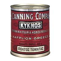 Kyknos doppelt konzentrierte Tomatenpaste 32-34% - 860g Dose, 1er Pack (1 x 860 g)