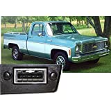 Custom Autosound Stereo compatible with 1973-1988 Chevrolet Truck, USA-630 II High Power 300 watt AM FM Car Stereo/Radio