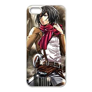 Attack on Titan Cell Phone Case for iPhone 5S