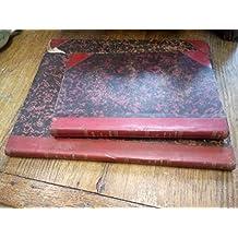 Manuel de l'ingénieur des ponts et chaussées par Debauve - des eaux en agriculture - 2 volumes texte + Atlas - 18ème fascicule -