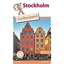 STOCKHOLM 2015-2016 + PLAN DE VILLE