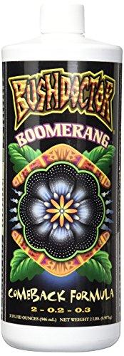 FoxFarm Bushdoctor Boomerang Fertilizer, 1-Quart