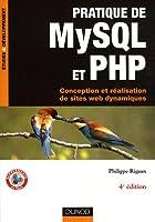 Pratique de MySQL et PHP Front Cover