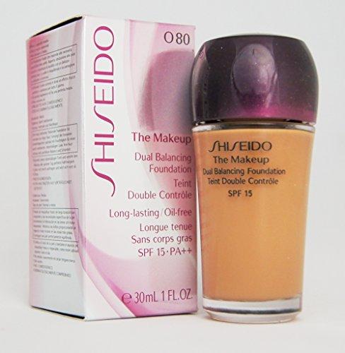 Shiseido The Makeup Dual Balancing Foundation SPF17 PA++ 30m