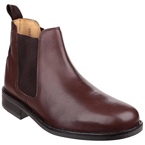 Cotswold mens Cotswold Mens Colesbourne Leather Lined Lined Lined Chelsea Dealer Boot Brown Leather B00P68CMXO Shoes f4510b