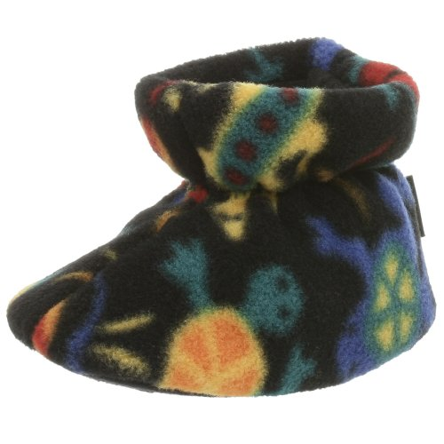 Acorn Kid's Tex Easy Bootie Slippers