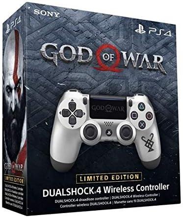 Sony PlayStation DualShock 4 Controller - Limited Edition God of War [Importación inglesa]: Amazon.es: Videojuegos