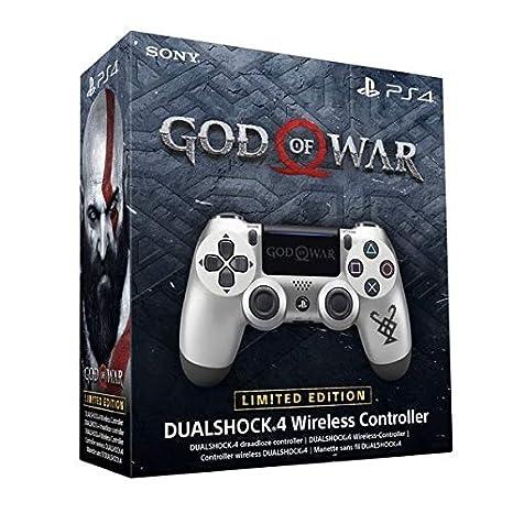 Amazon.com: New Sony Dualshock 4 V2 God of War Edition ...