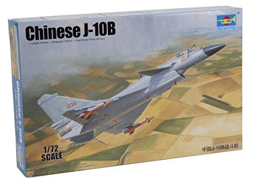Trumpeter Chinese J-10B Fighter Model Kit