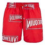 Vilebrequin Men's Collaboration Swimtrunks Red X-Large