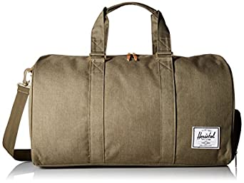 Amazon.com | Herschel Supply Co. Novel, Beech Crosshatch, One Size ...