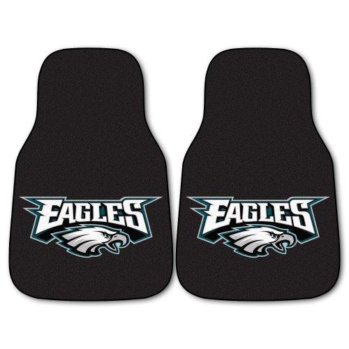 Fanmats NFL Philadelphia Eagles Nylon Face Carpet Car Mat