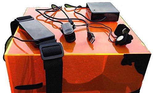 Usb poligrafo: lie detector professionale: amazon.it: giochi e