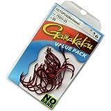 Gamakatsu Barbless Octopus Hook-Pack Of 25