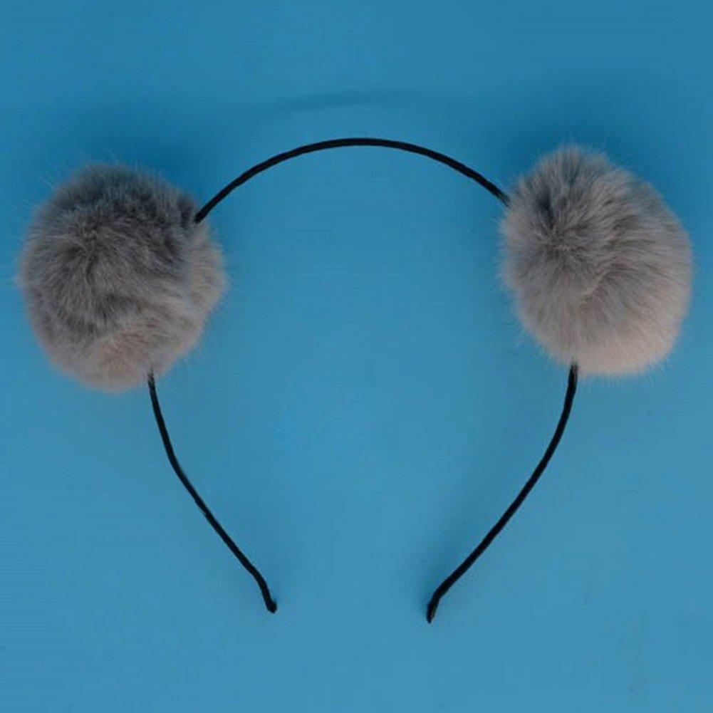 Amazon.com : Christmas Hair Ball, Ocaler Hairband headdress Sweet ...