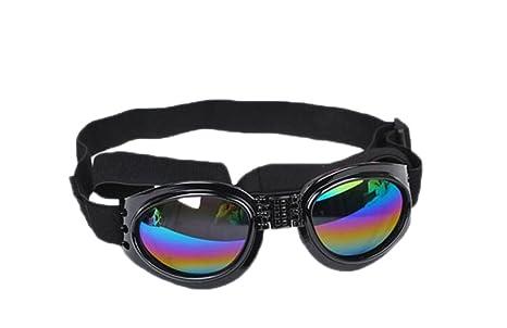 qingsun mascotas vasos plegable gafas de sol Fur perro Gafas ...
