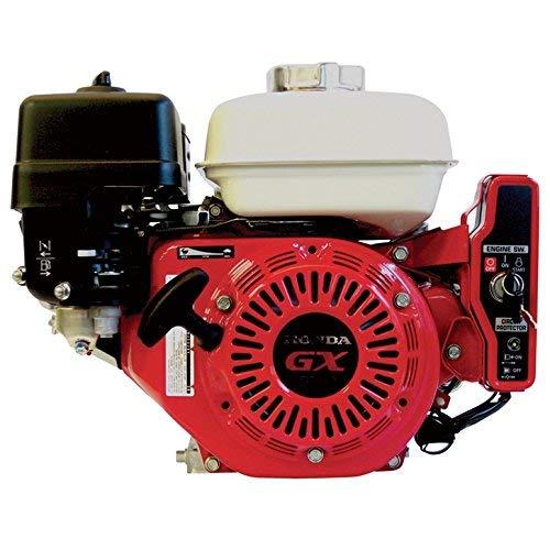 Honda GX160QXE Gas Engine with Electric Start ()