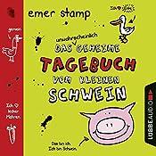 Das unwahrscheinlich geheime Tagebuch vom kleinen Schwein 1   Emer Stamp