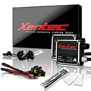 XENTEC H7 10000K HID Conversion Kit (Brillant Blue)