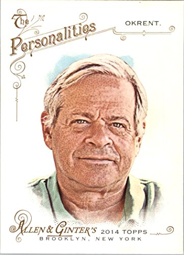 2014 Topps Allen and Ginter #160 Daniel Okrent Card by Topps