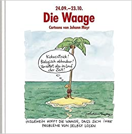 Die Waage 9783782785822 Amazon Com Books
