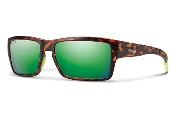 Smith Herren Sonnenbrille Flecked Green Tortoise Medium 3DXZTPKI