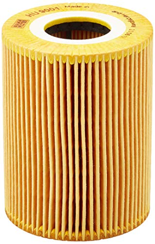Mann Filter HU 9001 x Metal Free Oil Filter Element