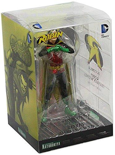 Kotobukiya DC Comics: Robin Damian Wayne New 52 ArtFX+ Statue ()