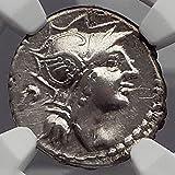 1000 IT Roman Republic 91BC Rome Victory