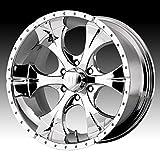 "Helo HE791 Chrome Wheel - (20x10""/6x5.5"")"
