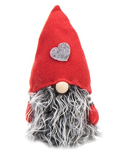 Handmade Swedish Tomte Christmas Gnome - Christmas Ornaments Gifts Holiday Home Table Decor Home Made Christmas Tree