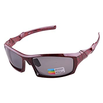 09b2e18ce3 Amazon.com   KTYX New Windproof Glasses For Men And Women Outdoor Riding  High-definition Polarized Glasses Sunglasses   Sports   Outdoors