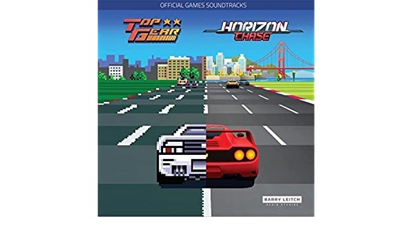 Top Gear / Horizon Chase (Official Soundtrack) by Barry Leitch on Amazon Music - Amazon.com