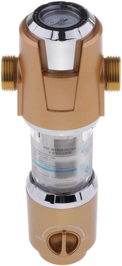 Filtro de Agua de Sedimento de Reducción para Tubos Prefiltro de ...