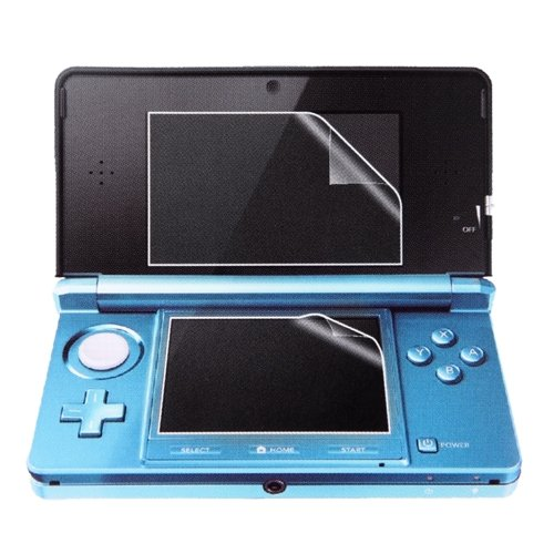 HDE Screen Protector for Nintendo 3DS -