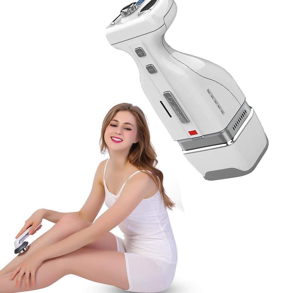 ミニHIFU痩身デバイス集中RF脂肪除去家庭用フェイシャルエステサロンフェイストーニングデバイス引き締め肌の若返りしわ除去アンチエイジング引き締め B07TZJKKYT