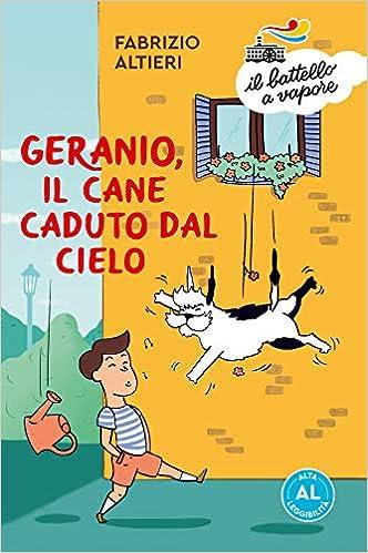 schede geranio il cane caduto dal cielo