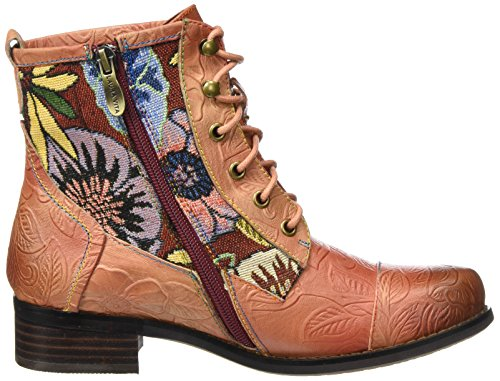 Rangers Rot Bottes Vita Laura Colombe 06 Rouge Femme IRa6wqZSwH